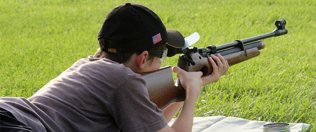 Junior Rifle and Archery League
