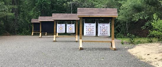 Outdoor Archery Ranges