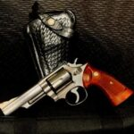 """Smith & Wesson Model 66, First Model, 4"""""""